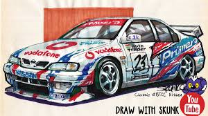 nissan skyline drawing nissan twitter search