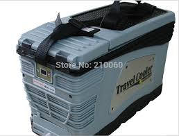 12v large capacity 7l 8l electric travel cooler warmer portable