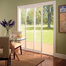How To Install A Patio Door by Install A Prehung Patio Door