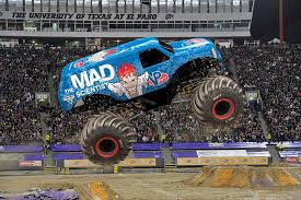 texas monster truck show vp racing fuels unleashes mad scientist monster jam truck vp fuels