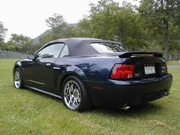 2001 Black Mustang Gt Eibach Mustang Pro Kit Springs 3530 140 94 04 Gt Convertible