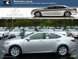 lexus es 350 silver 2013 silver lining metallic lexus es 350 86937522 gtcarlot com