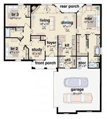 3 bedroom 2 bath house three bedroom two bath house homes floor plans