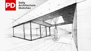 house architecture drawing drawing paracas house daily architecture sketches 2 youtube