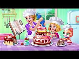 real cake maker 3d learn how to make cakes best games for kids