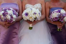 Purple And White Wedding Pretty Purple Wedding In New Orleans