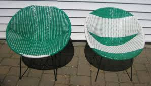 Woven Patio Chair Rattan Patio Furniture Outdoor Seating Dining For Less