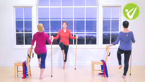 Pilates Chair Exercises Pilates Chair Workout For Seniors Sherri Betz Youtube