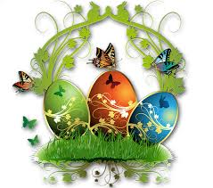 Decorated Easter Eggs Clip Art by Images Of Easter Decoration Png Clipart Nice Easter Eggs