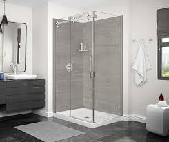 Make Your Own Shower Door Utile Shower Wall Panels Maax Maax