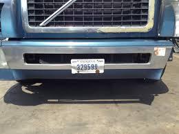 used volvo 880 truck sale volvo bumpers on vanderhaags com
