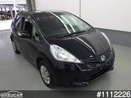 japanese used cars honda fit used honda fit from car exporter 1112226 giveucar