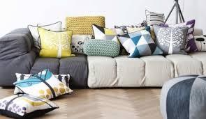 gros coussins canapé gros coussins pour canapé galerie de gros coussins pour canapé