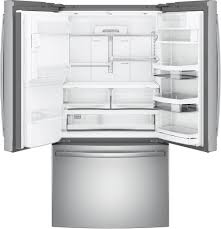 ge pye22kskss 36 inch counter depth french door refrigerator with