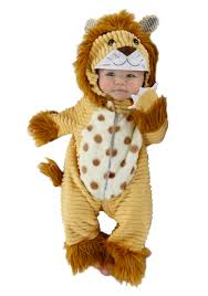 Newborn Baby Costumes Halloween Safari Lion Infant Costume Halloween Costumes