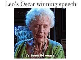 Leonardo Di Caprio Meme - best memes for leonardo dicaprio revenant oscar win gizbot news