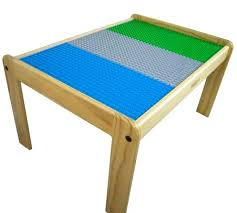 duplo table with storage duplo table table with storage lap table blue yellow green storage