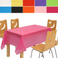 plastic table covers for weddings disposable plastic table cloth for banquet wedding catering table