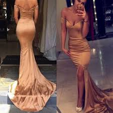 lolipromdress review 49 off long sexy gold mermaid zipper split front prom dresses 2018