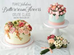 Wedding Cake Flowers Fabulous Cake Decorating Ideas Recipes And Cake Pictures