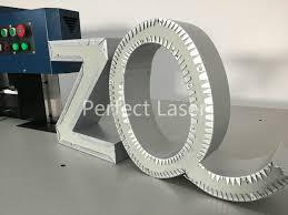 letter box trim cap aluminum letters channel letter bender for
