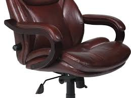 Leather Office Chair Office Chair Pleasurable Inspiration Serta Leather Office Chair