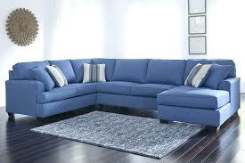 Blue Sectional Sofa With Chaise Blue Sectional Sofas Processcodi