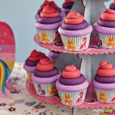 my pony cake ideas my pony cupcake how to party city