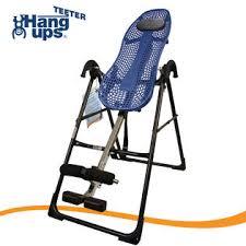 teeter hang ups ep 550 inversion table teeter hang ups teeter ep 550 inversion table with back pain relief