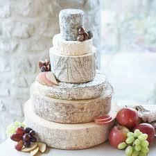 wedding cake of cheese diy cheese wheel wedding cake mywedding