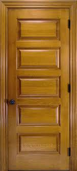 Interior Door Wood Quartersawn White Oak Doors