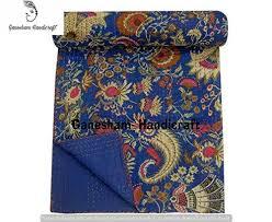 canape indien couvre lit en fil d indienne