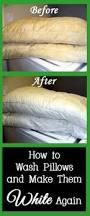 How Often Should You Wash Your Bedding How To Wash Pillows In Your Washing Machine And Dry Them In A