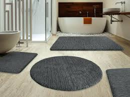 Large Bathroom Rugs White Fluffy Bathroom Rugs Dekoration Club