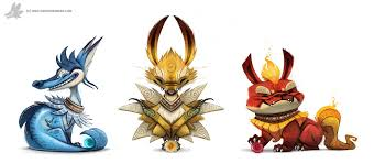 redesigned pokemon u2013 otakukart page 5