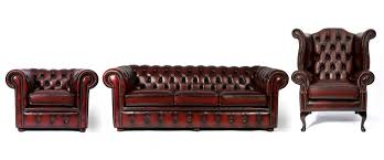 Oxford Chesterfield Sofa Leather Sofas Chesterfield Sofa Company - Chesterfield sofa and chairs