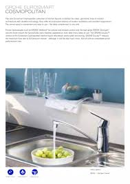 grohe feel kitchen faucet grohe feel cuisine about grohe with grohe feel cuisine robinets