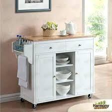 Kitchen Movable Cabinets Kitchen Storage Carts Cabinets Kitchen Storage Cart Wood