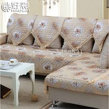 Diy Sofa Cover by White Couch Covers White Flower Spring Flexible Sofa Cover Couch