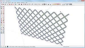 a simple lattice finewoodworking