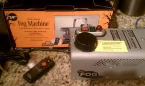 Halloween Fog Machine How To Stop A Fog Machine From Leaking Mr Jingles U0027 Halloween Haunts