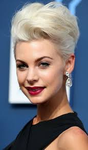 short hair cuts with height at crown a fresh edgy short haircut is the height of confidence sexiness