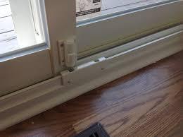Sliding Patio Door Security Locks Sliding Glass Door Security Lock Bar Dining Chairs Ideas