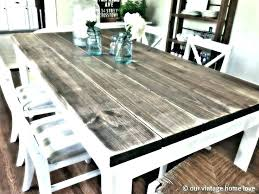 white wash dining room table whitewashed round dining table oak dining table table makeover