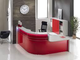 banque de bureau banque d accueil gloss nel mobilier