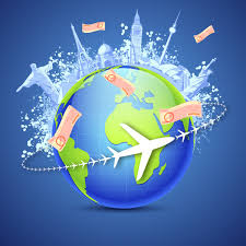 global travel images Vector global travel design elements set 01 vector other free jpg