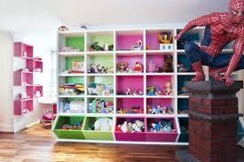 storage charming kids room furniture idea colorful canvas storage