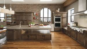 oak kitchen cabinet finishes cabinet finishing techniques omega cabinetry