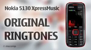 nokia 5130 menu themes nokia 5130 xpressmusic ringtones original youtube