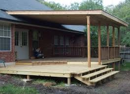 best 25 covered decks ideas on pinterest covered patio design